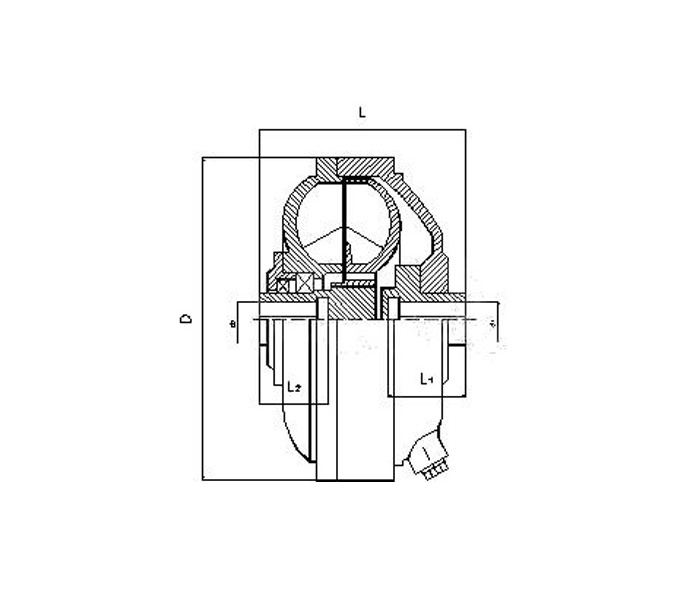 YOX型液力耦合器
