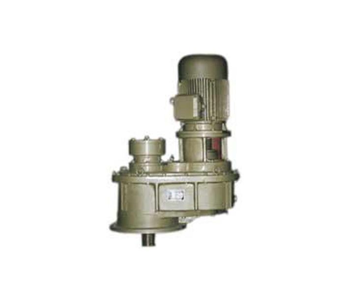 LP系列平行軸硬齒面減速機(三)級