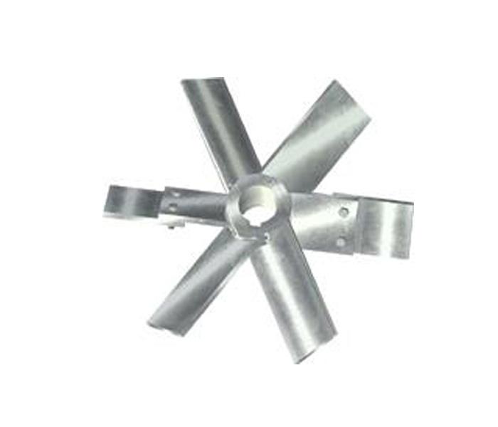 六斜葉開啟渦輪式 XKK