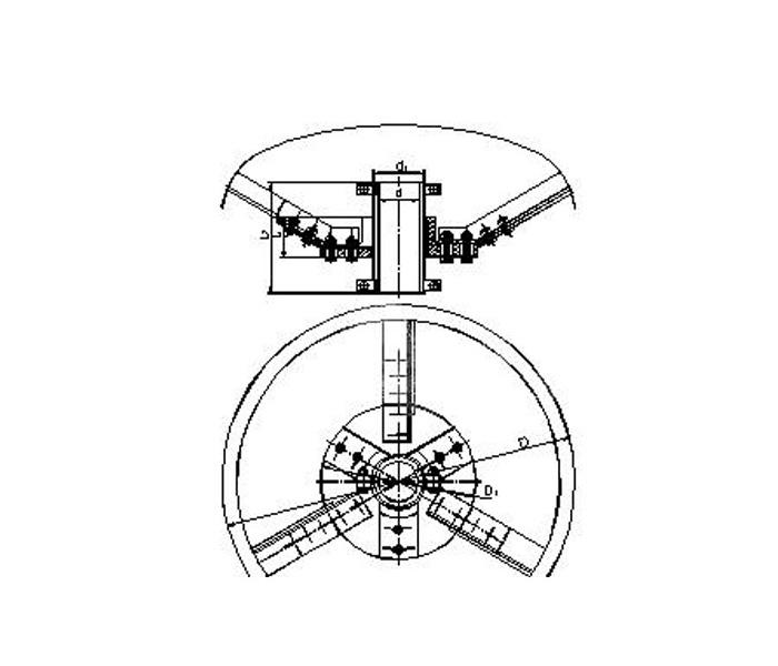 SD型中间轴承