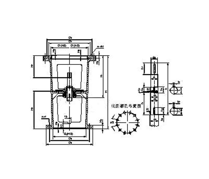 JD(LJD)系列单支点机架